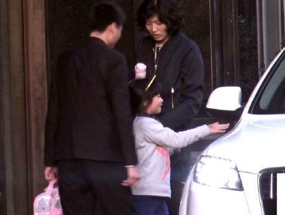 姚明女儿身高已超妈妈的腰  宝宝长高关键在两因素