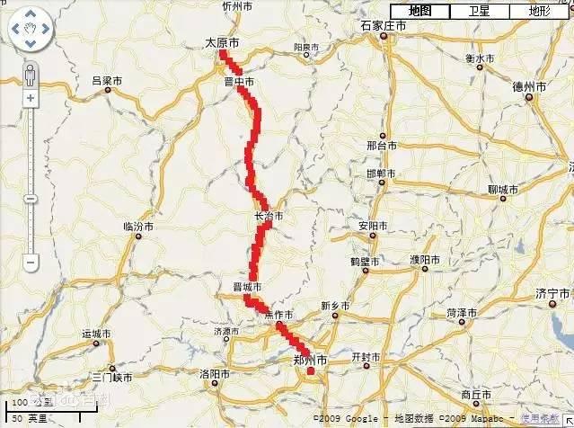 今年6月26日,郑焦铁路正式开通,郑州到焦作最快34分钟,它是未来郑太高铁的一部分.图片