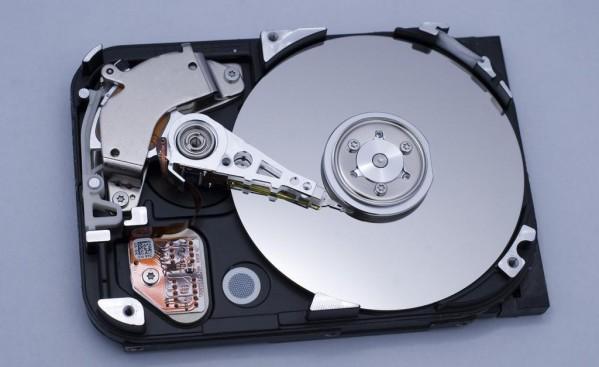 单碟1.75T 西数14TB充氦硬盘今年上的照片 - 2