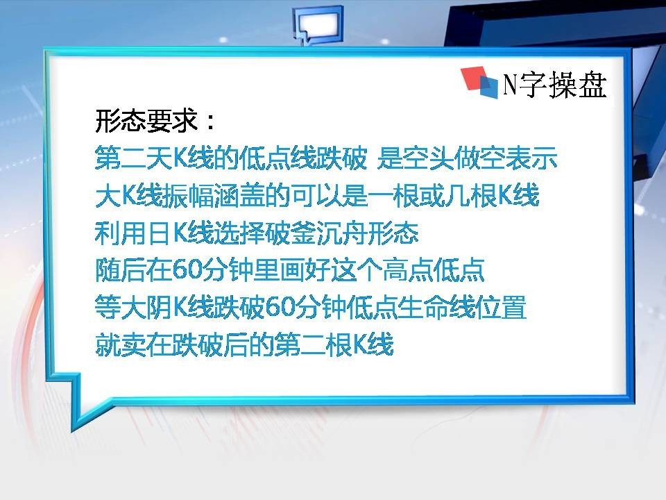 【股市聊聊吧】魏宁海:股票交易铁律战法(三)(图解)