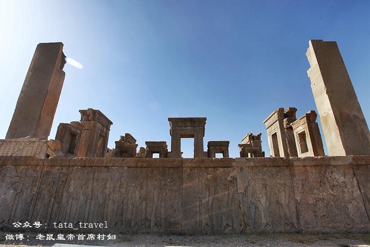 世界上最伟大的石头宫殿,竟毁于一个妓女之手?(伊朗连载7) - 老鼠皇帝首席村妇 - 心底有路,大爱无疆