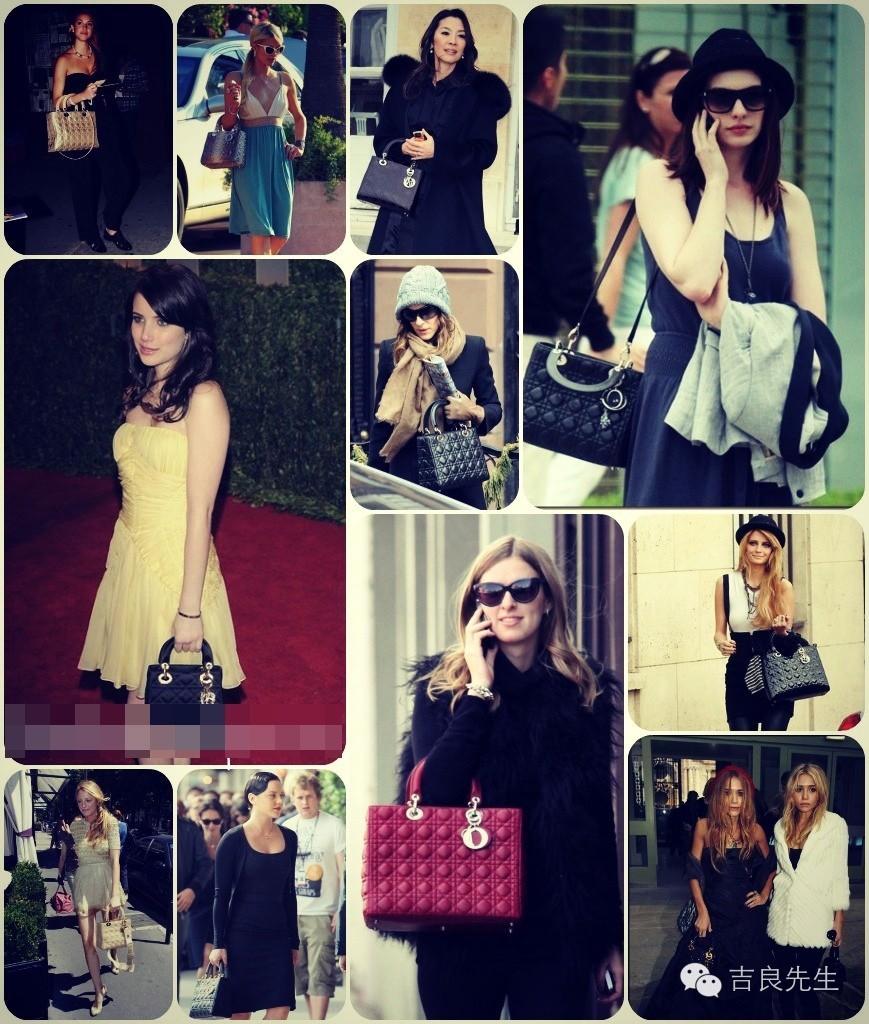 什么?!听说最近满大街都可以拣到Dior的包包?还是限量的?! ...