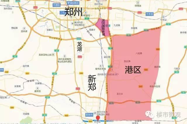 尉氏县公路规划图