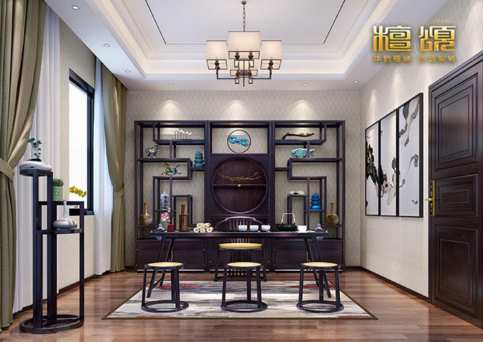 2017年新中式家具发展创新设计探究