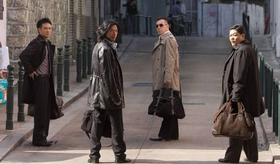 第五届香港主题电影展10部警匪经典在天