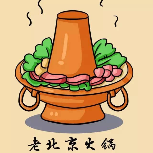 老饕派说涮火锅毫无技术含量,没什么好吃的.