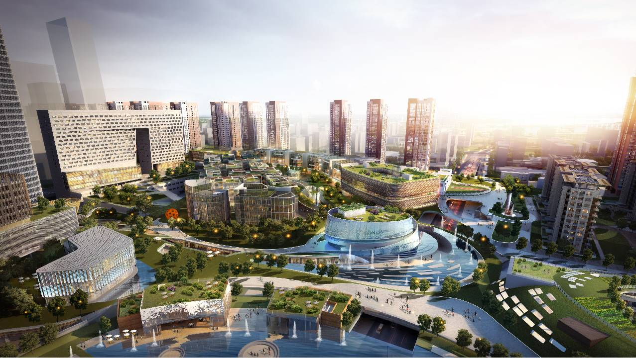 前海深港基金小镇:构建基金生态圈 加速全球资本集聚图片