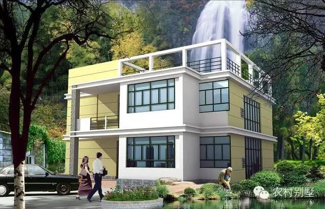 农村别墅房屋设计图大全 总有一款你想要