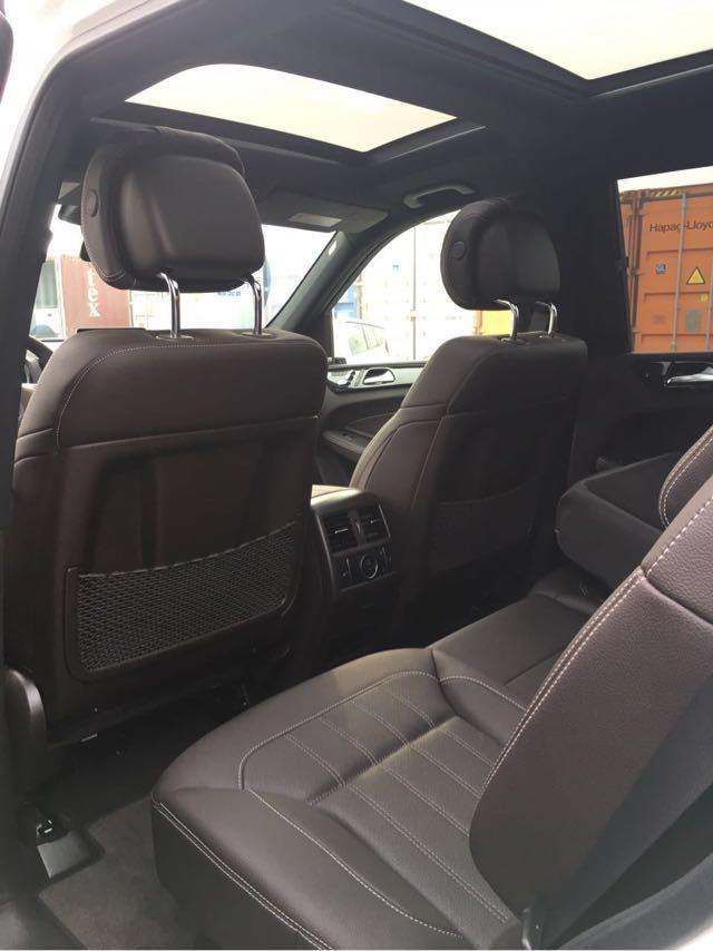 18款奔驰GLS450加版越野造型仍旧硬派港口现车特惠中