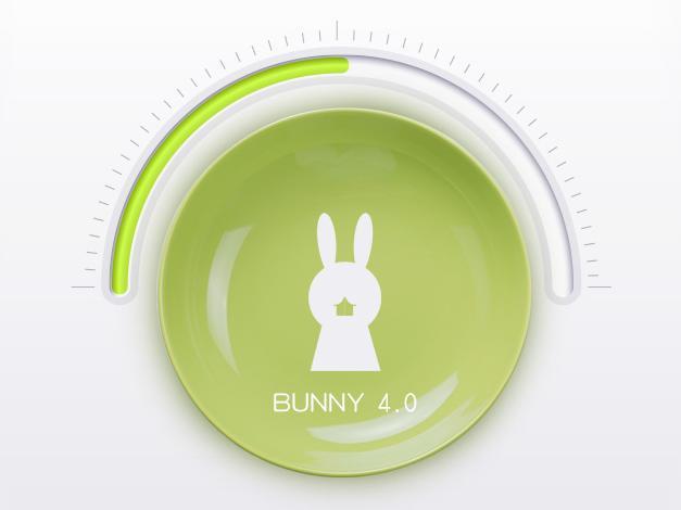 """有只兔子的秘密:疏性水净瓷"""""""