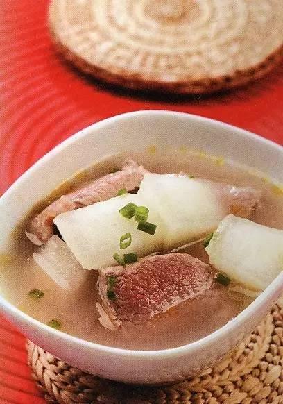 【回顾】哺乳妈妈吃什么——冬瓜羊肉汤