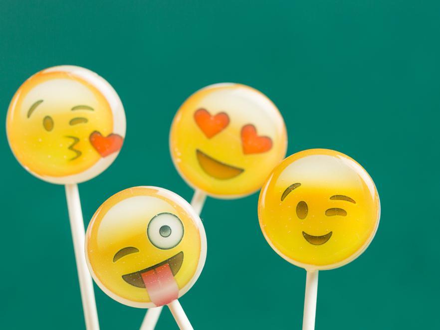 表情包化身为甜蜜棒棒糖图片