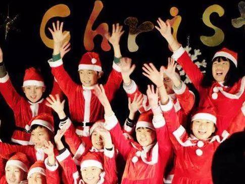 """《2016魔都最全圣诞活动地图》上海宁的你有福了。"""""""
