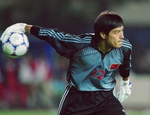 中国足球历届守门员_中国足球最佳门将 因受足协某领导胁迫 被迫打假球