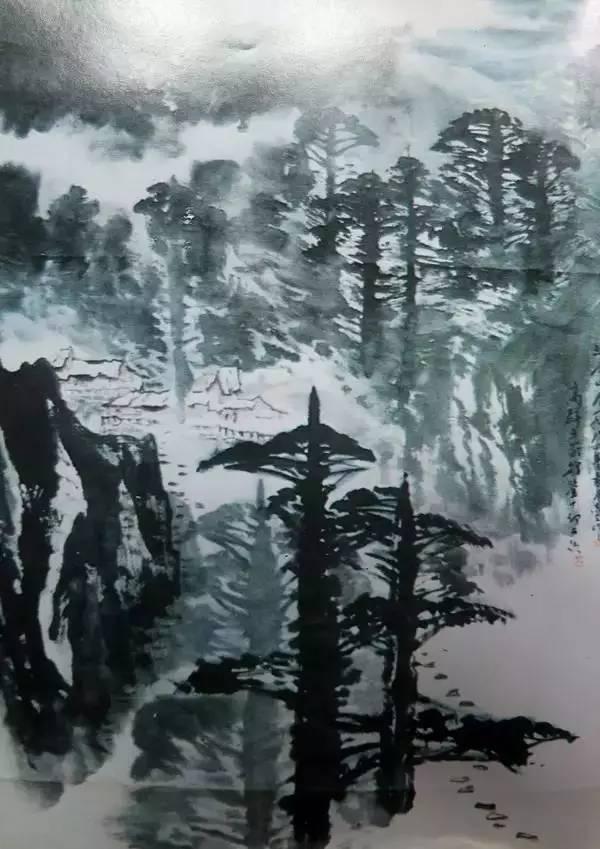 乐山插画图片手绘