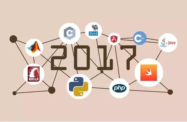 2017年热门编程语言排行榜,你的语言上榜没?