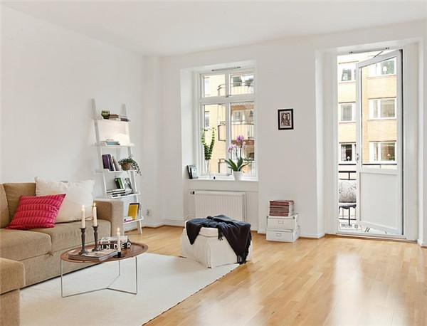 单身公寓装修效果图 单身公寓设计案例图片大全