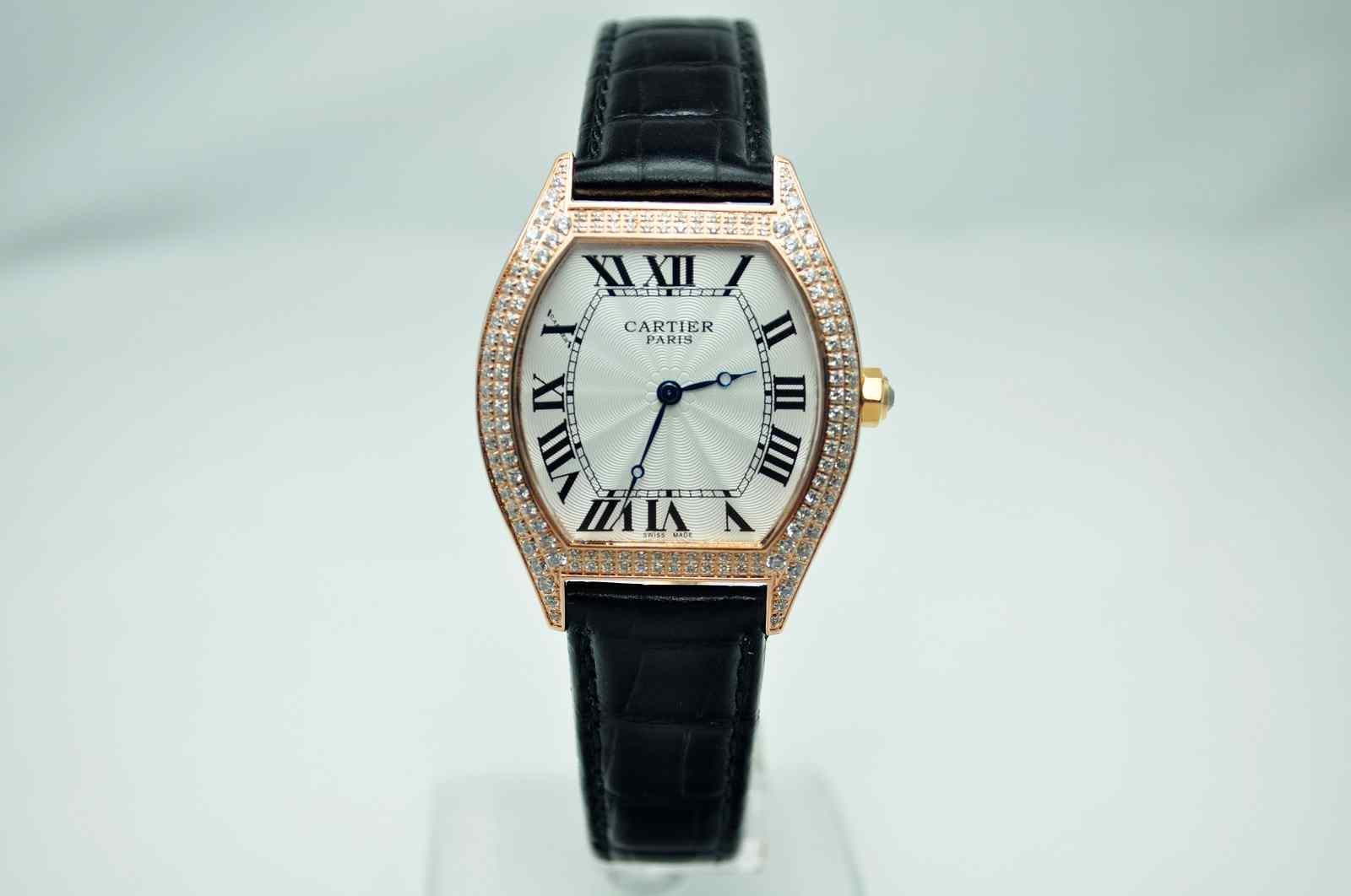 选择您的表带 - 华美腕表礼品 - 卡地亚