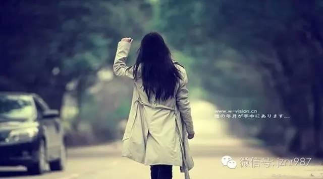 """女人 · 要学会一个人走,不管有没有人陪"""""""