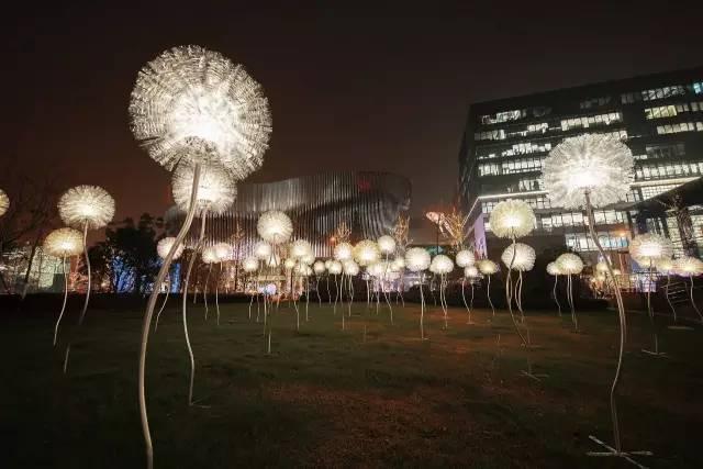 光影上海 灯光音乐节来啦