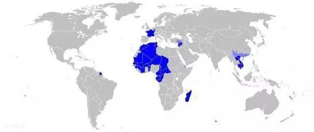 世界历史上面积最大的十个国家,中国有3个