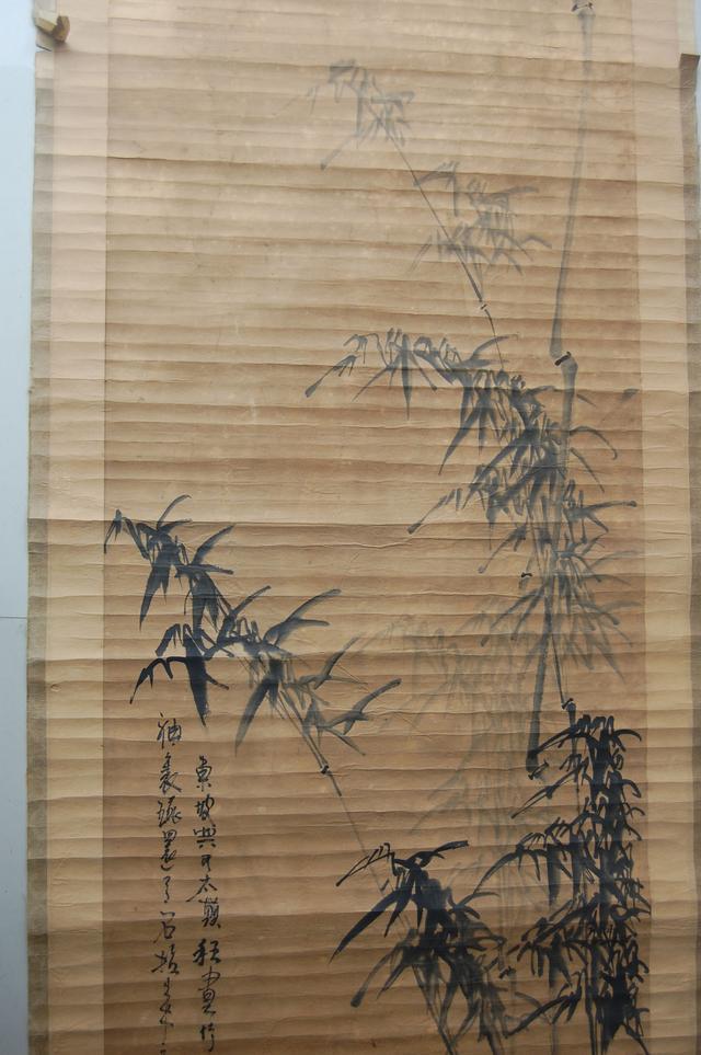 画竹什么成语_文同画竹的成语