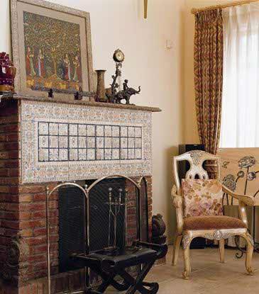 美式乡村风格案例 成都300平别墅装修设计