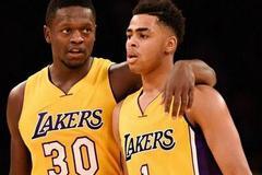 "NBA:尼克斯vs湖人在线直播"""