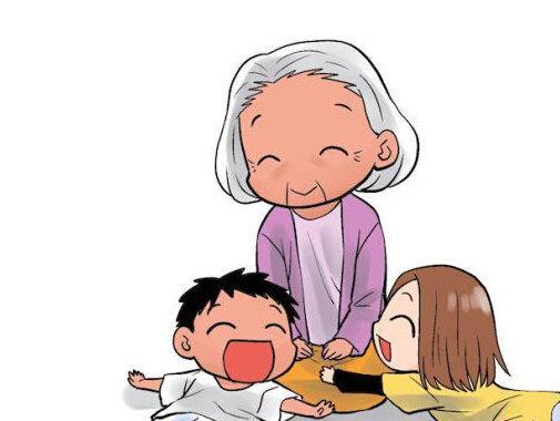 奶奶每天晚上让我插_有一种冷叫\
