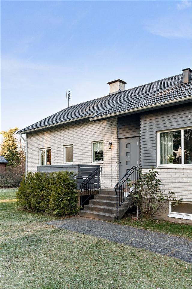 去农村建这样的平房 还是学邻居的欧式别墅?图片