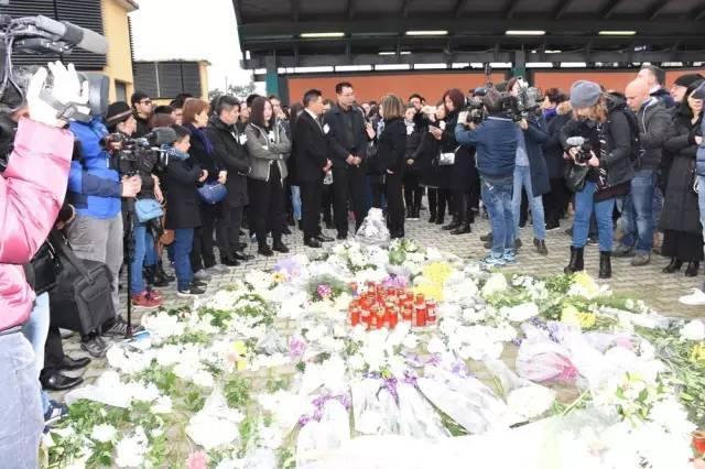 罗马遇害留学生张瑶悼念会:求真相,不要悲剧重演