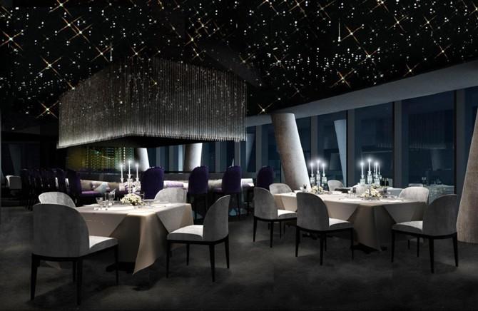 情调西餐厅装修设计要素分析图片