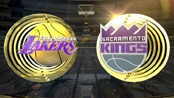 NBA:国王vs湖人视频直播