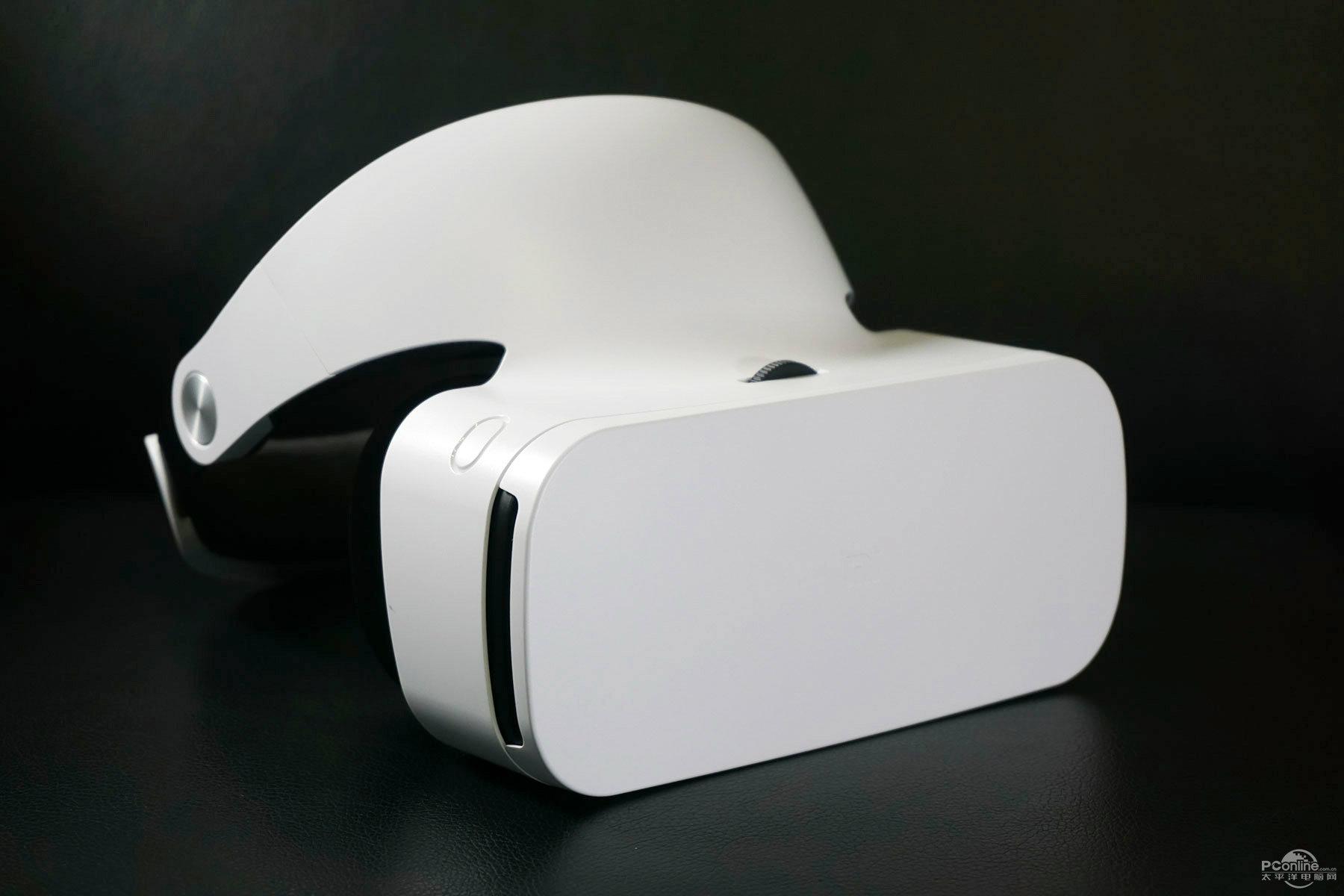 小米VR眼镜量产版开箱图赏:外观设计像索尼P