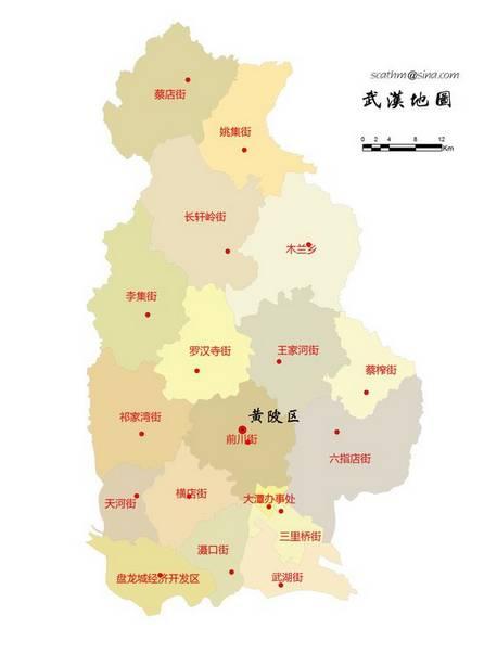 武汉人口面积_武汉最牛的4个区,江岸区第2,洪山区第4,却伤害了随州 鄂州