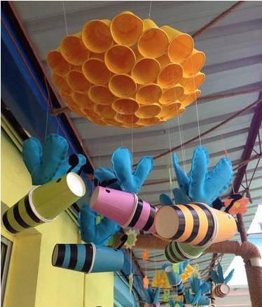【教师篇】幼儿园废物利用手工制作!