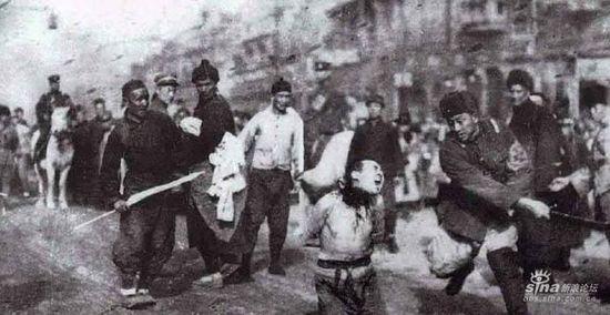 南京大屠杀永远的伤痛,让我们怎能忘记!