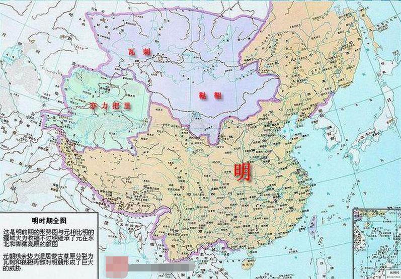 古代七大王朝,谁对中国版图贡献最大