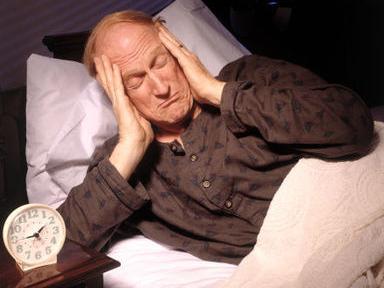 """六成老人为失眠困扰,改善失眠症状刻不容缓"""""""