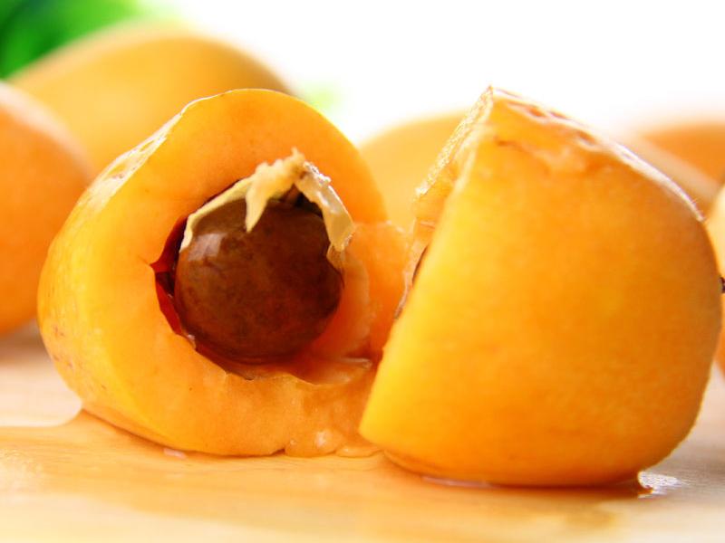 安徽特色水果--三潭枇杷