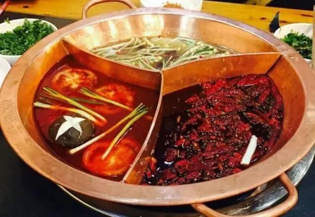 成都的火锅种类这么多,你全吃过了吗?表示我只吃过5种