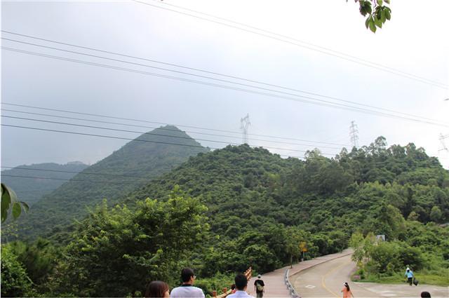 东莞观音山