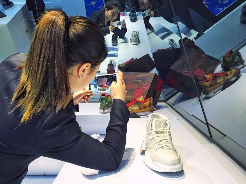 微信卖鞋头像