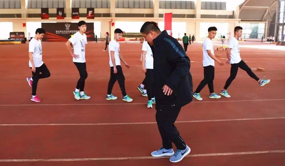 第三届耐克青少年田径精英训练营12月12日开
