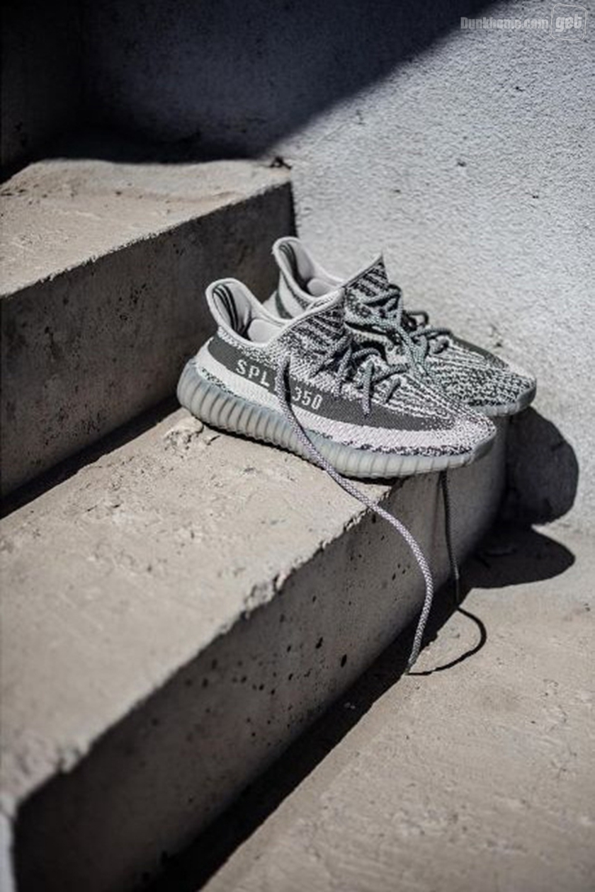 Adidas YEEZY Boost 350 'Moonrock' In Motion Video