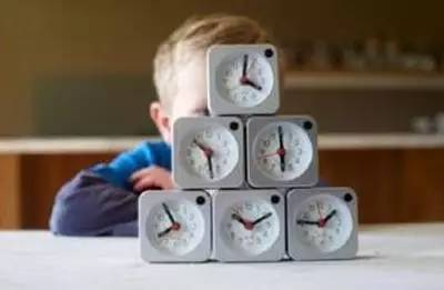 """孩子没有时间观念怎么办?"""""""