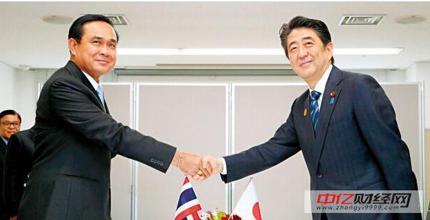 """日本拿下印泰高铁请愿,中国""""协调号""""秒杀安倍"""