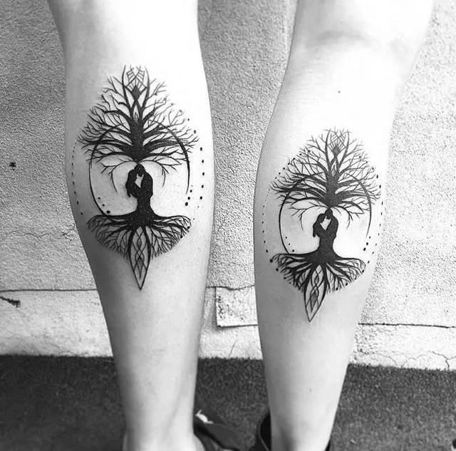 ink tattoo #纹身图集