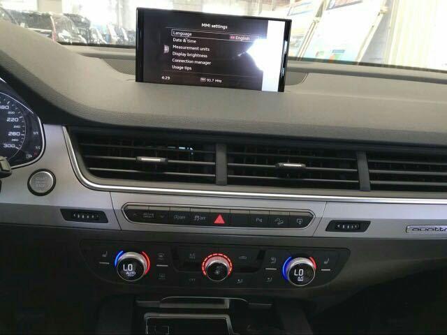 2.2亿派克峰同款车型奥迪Q7美规进口版限量热销中高清图片