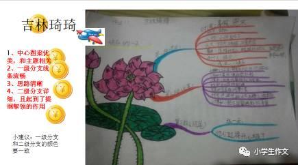 寒假班 二年级思维导图与作文
